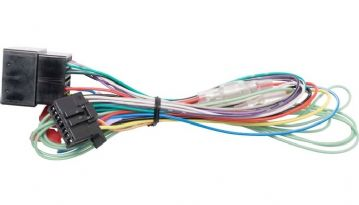 Pioneer AVH-170DVD AVH170DVD AVH 170DVD Power Loom Wiring Harness lead ISO Genuines spare part